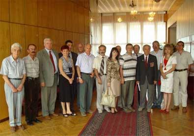 Актив и друзья Белорусского центра