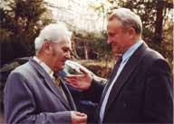 В.Л.Гульницкий и А.Ф.Цеховой