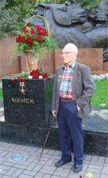 Леонид Васильевич Скалковский - участник штурма Берлина