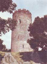 Белая Вежа. 13 в.