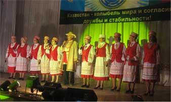 Белорусский хор г.Усть-Каменогорска